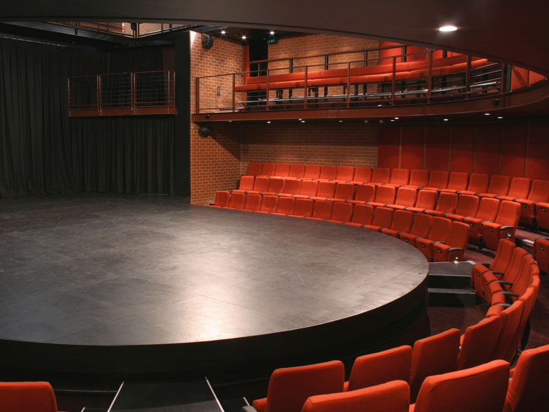 Western Australian Academy Of Performing Arts Roundhouse