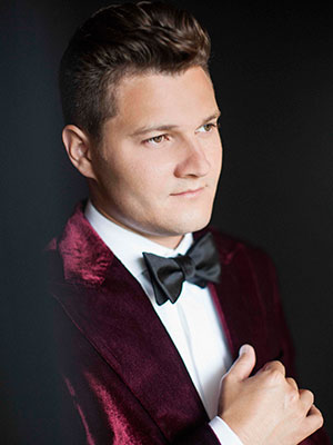 Alexandre Da Costa plays Bruch at the Western Australian Academy of Performing Arts
