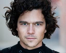 WAAPA Acting graduate - Luke Arnold