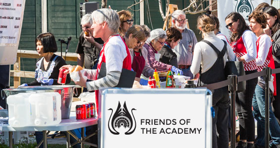 Friends of the Academy
