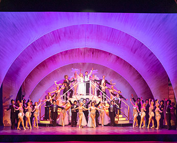 Crazy for You at the Western Australian Academy of Performing Arts