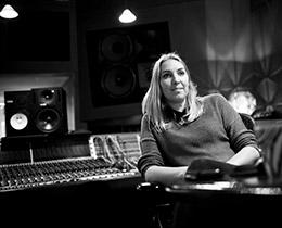 WAAPA Sound graduate - Anna Laverty